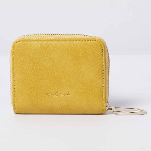 Urban Originals Essentials Wallet - Yellow