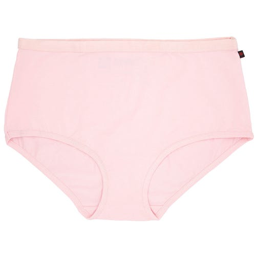 Etiko Organic Full Brief Knickers - Pink