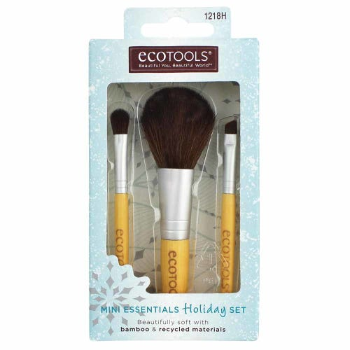 Eco Tools Mini Essentials Holiday Brush Set