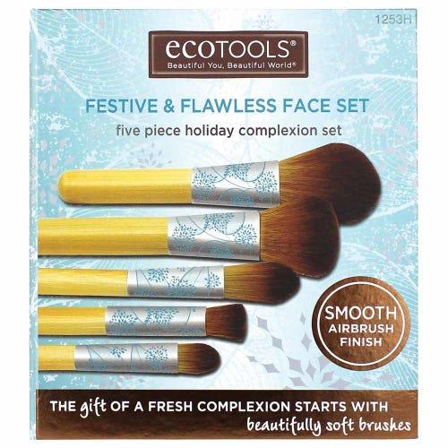 Eco Tools Festive & Flawless Brush Set