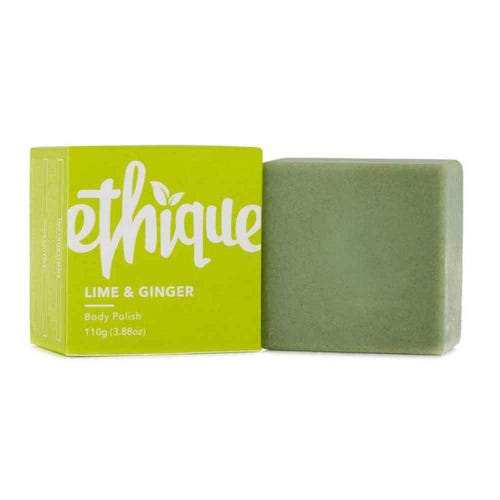 Ethique Body Polish Bar Lime & Ginger (110g)