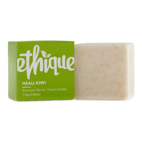 Ethique Shampoo Bar Heali Kiwi - Dandruff & Scalp (110g)