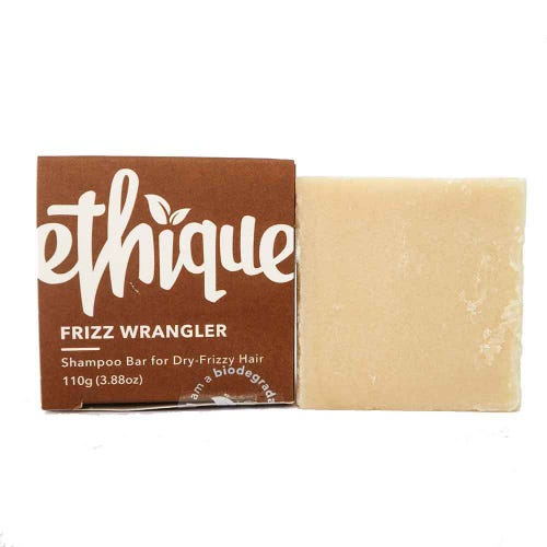 Ethique Shampoo Bar Frizz Wrangler - Dry Frizzy Hair (110g)