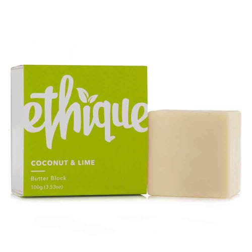 Ethique Butter Block - Coconut & Lime (100g)