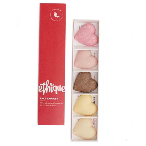 Ethique Face Sampler Pack (100g)
