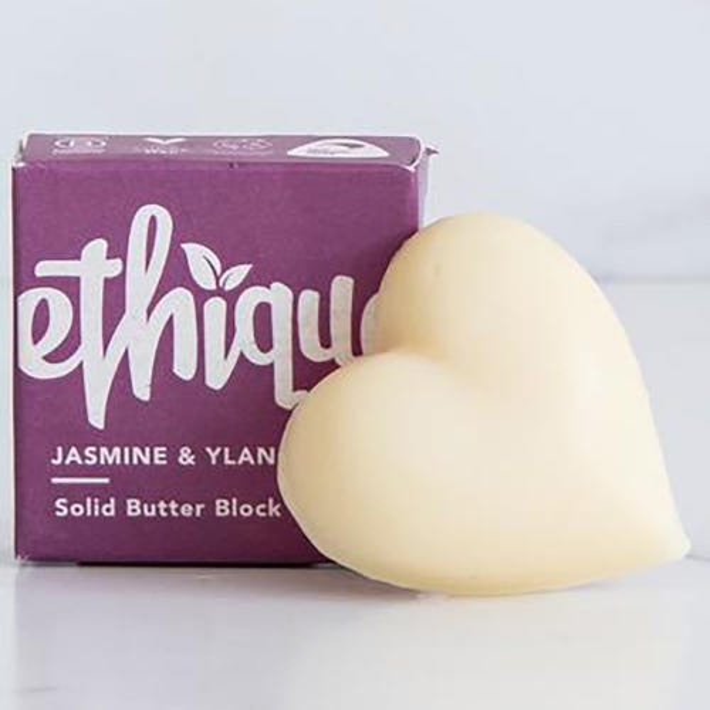 Ethique Mini Butter Block - Jasmine & Ylang Ylang (15g)