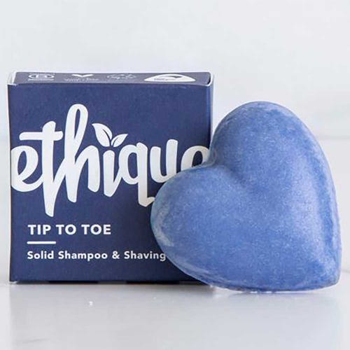 Ethique Mini Shampoo & Shaving Bar Tip-to-Toe - For Men (15g)