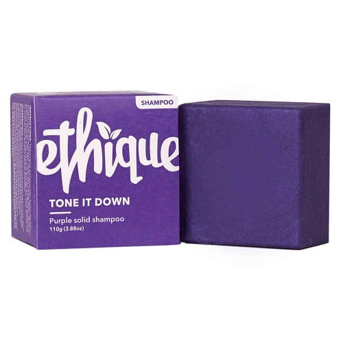 Ethique Shampoo Bar Tone it Down - Blond & Grey Hair (110g)