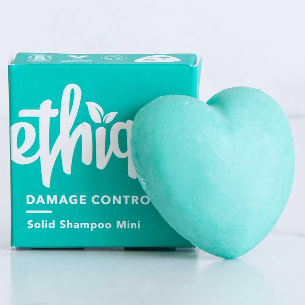Ethique Mini Shampoo Bar Damage Control - Normal Dry Hair (15g)