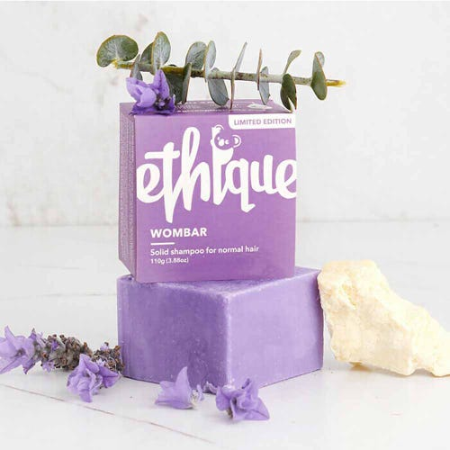 Ethique Shampoo Bar Wombar - Normal Hair (110g)