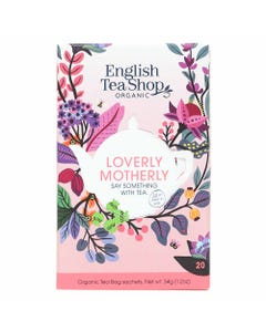 English Tea Shop Loverly Motherly Assorted Tea (20 Bags)