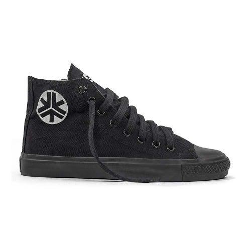 Etiko Hitop Sneaker - All Black