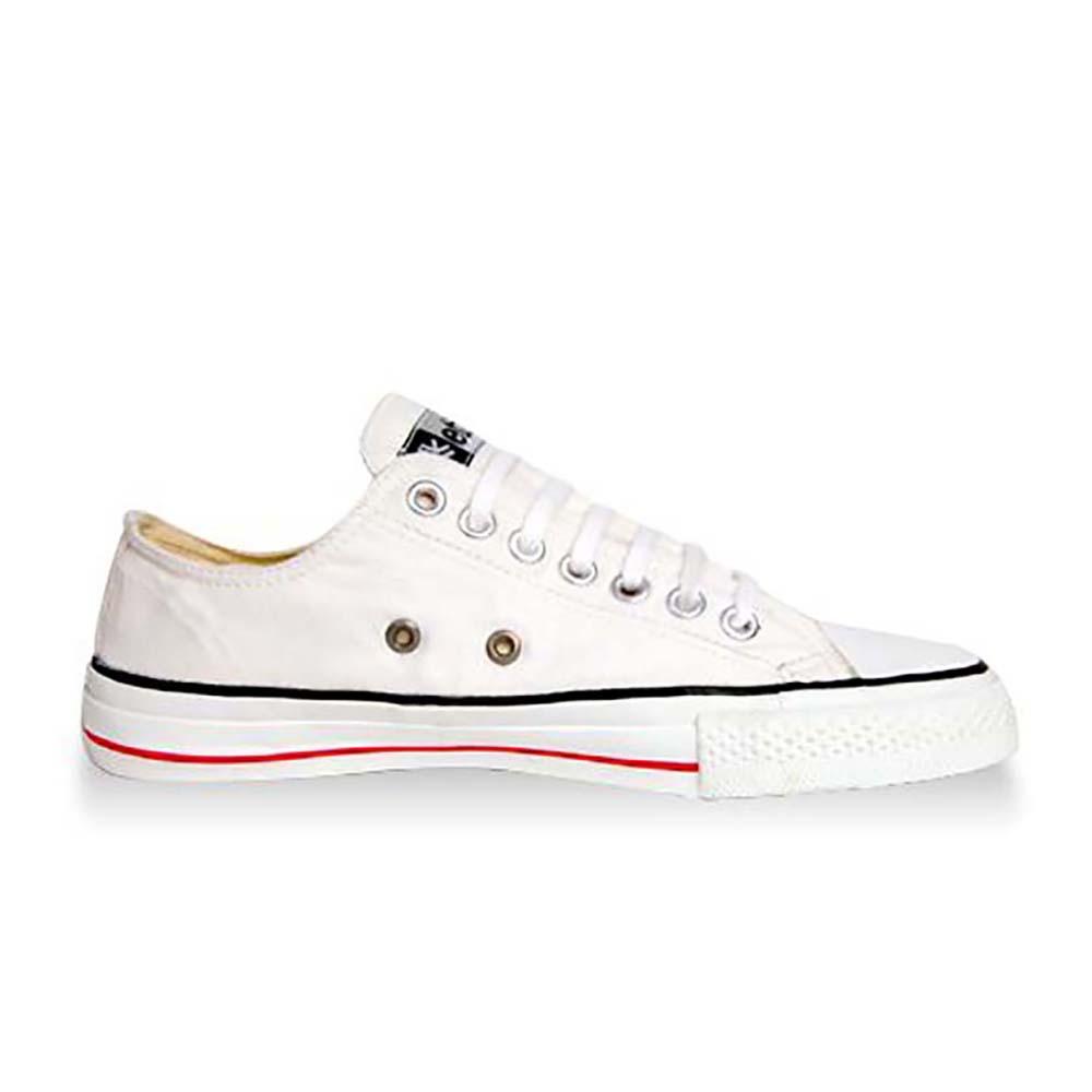 Etiko Lowcut Sneaker - White
