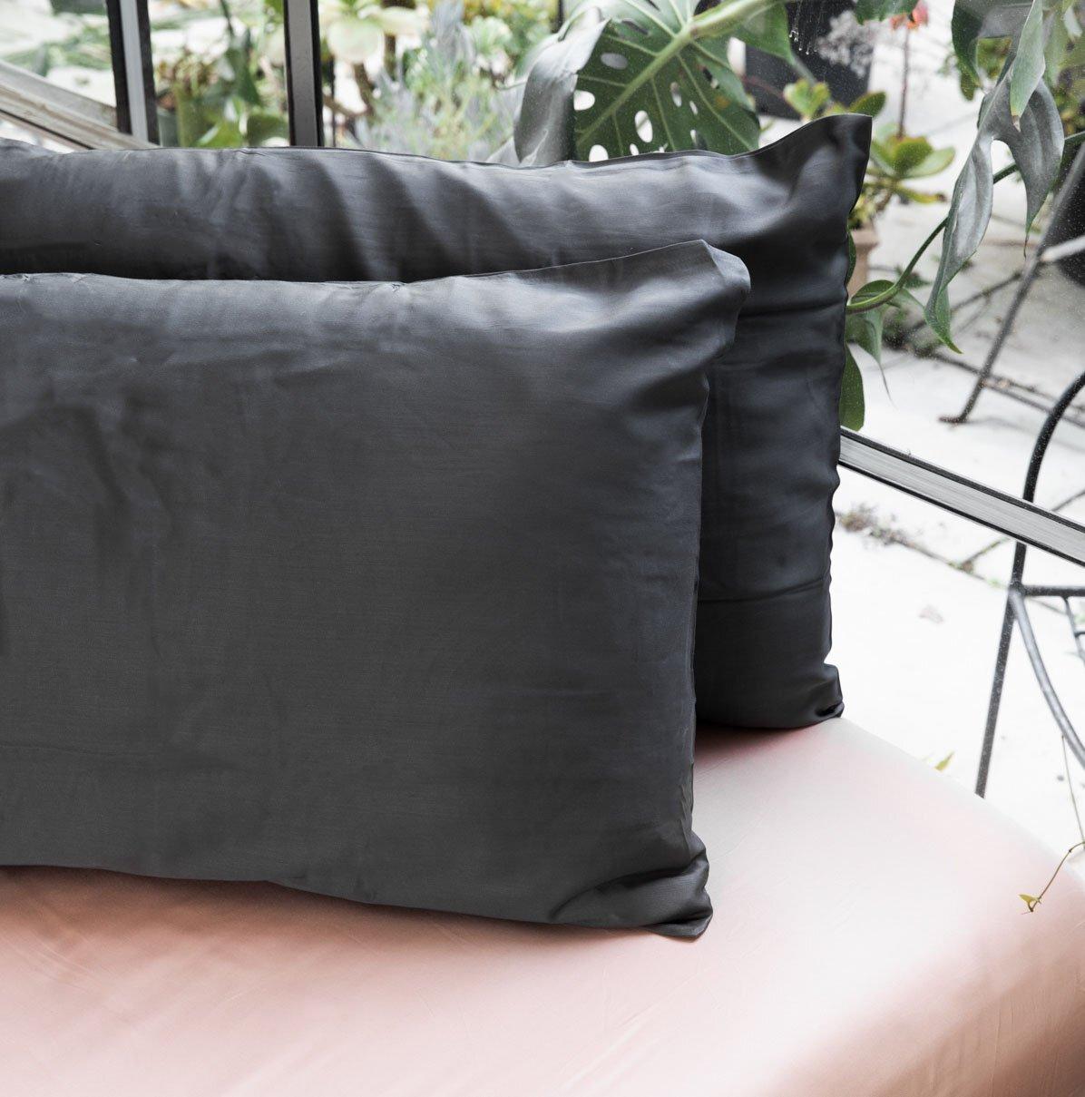 Ettitude Pillowcase Set Grey