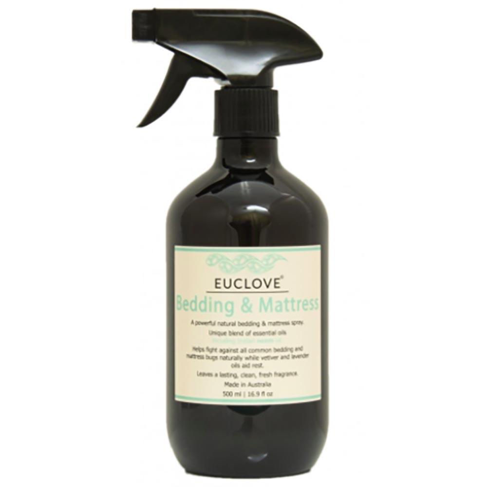 Euclove Natural Bedding & Mattress Spray (500ml)