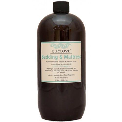 Euclove Natural Bedding & Mattress Spray Refill (1 Litre)
