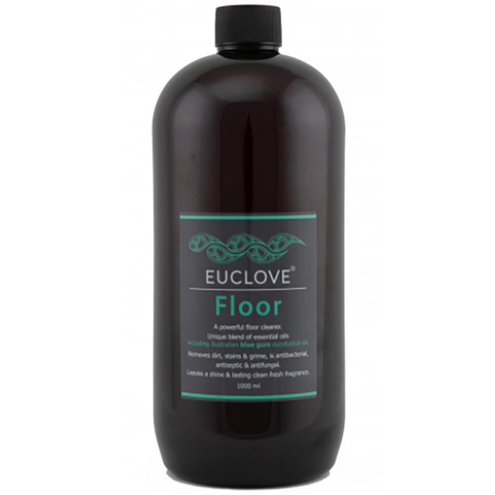 Euclove Natural Floor Cleaner Refill (1 Litre)