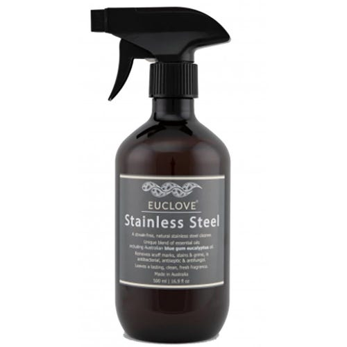Euclove Natural Stainless Steel Cleaner (500ml)