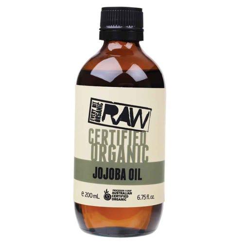 Every Bit Organic Raw Jojoba Oil (200ml)