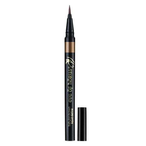 Eye of Horus Liquid Define Eyeliner Babylon Brown (0.6g)