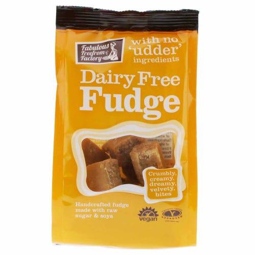 Fabulous Free From Factory Vanilla Fudge (200g)