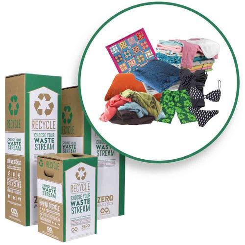 Terracycle Fabric & Clothing Zero Waste Box