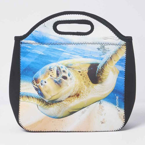 Fearsome In The Wild Lunch Bag Turtle