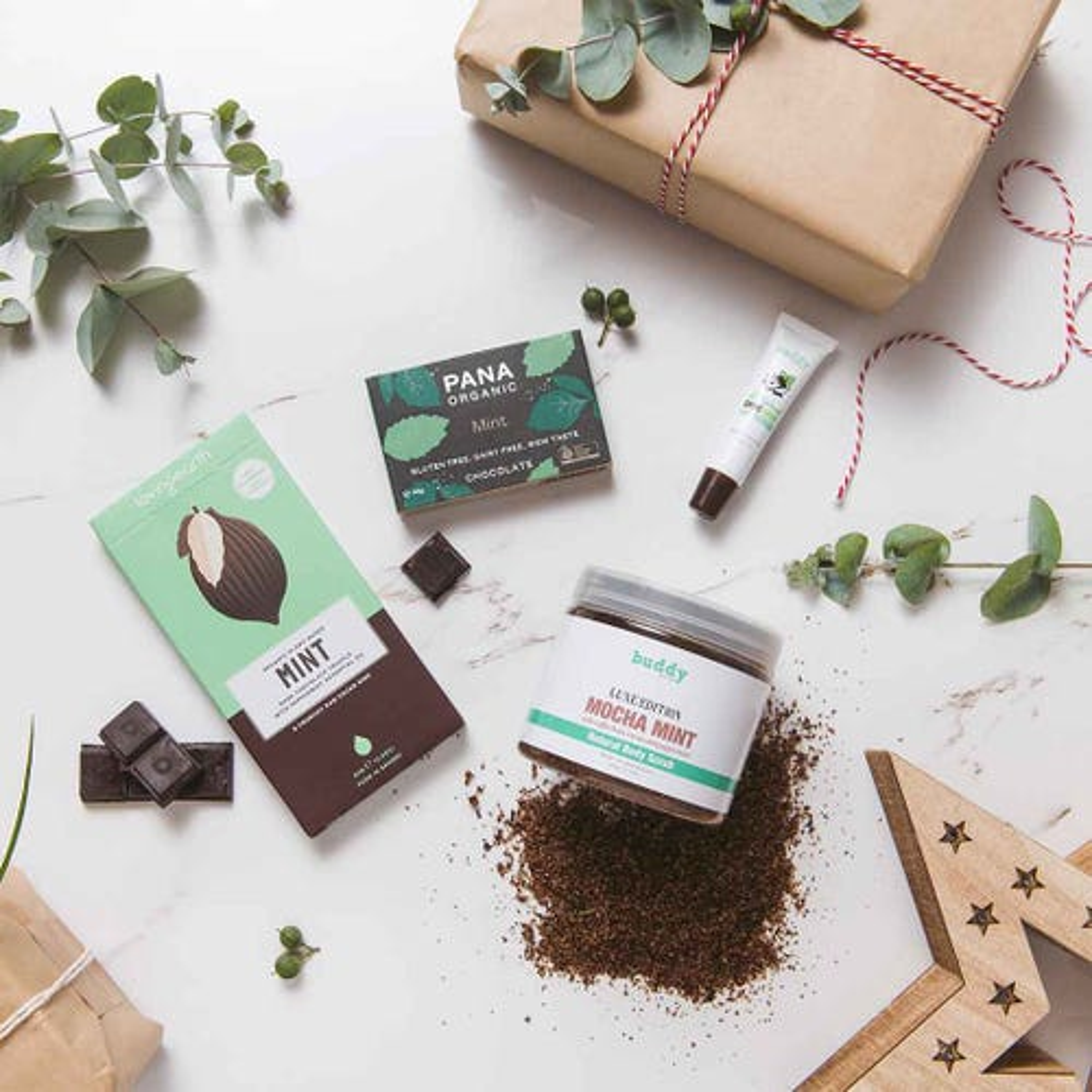 Chocolate Mint Gift Set