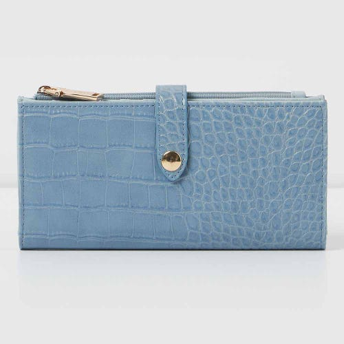 Urban Originals Fire Up Wallet - Blue