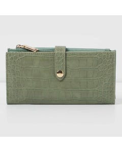 Urban Originals Fire Up Wallet - Green