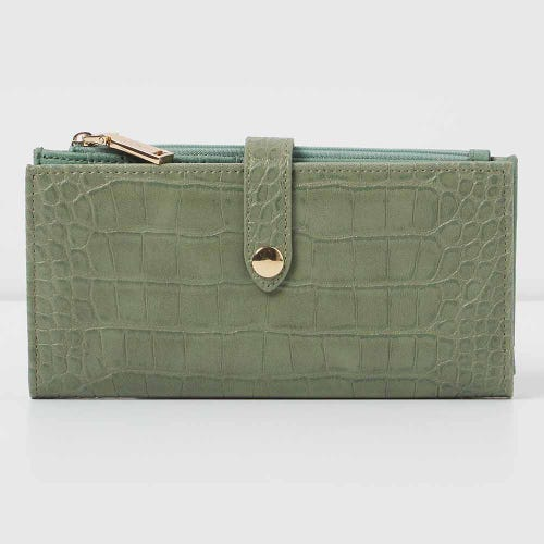 Urban Originals Fire Up Wallet - Green