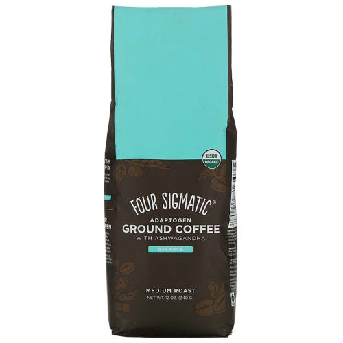 Four Sigmatic Adaptogen Ground Coffee Mix (340g)