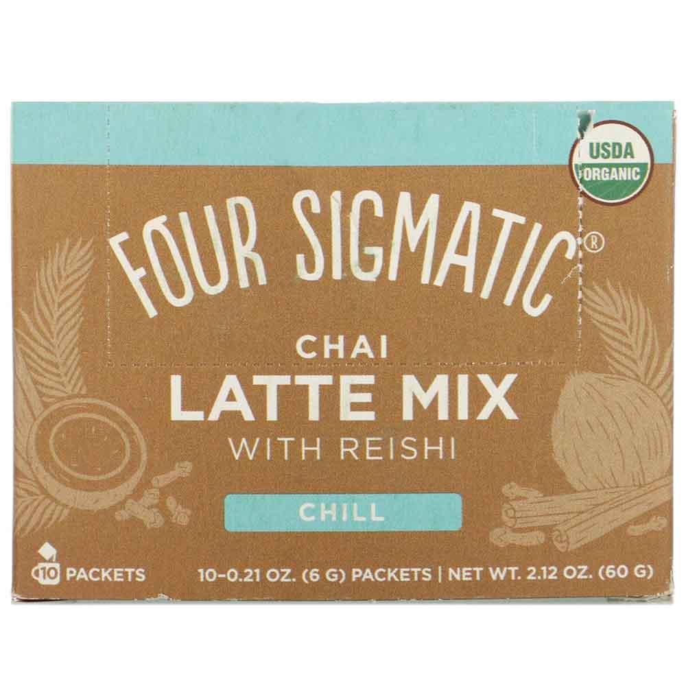 Four Sigmatic Mushroom Chai Latte Mix Reishi