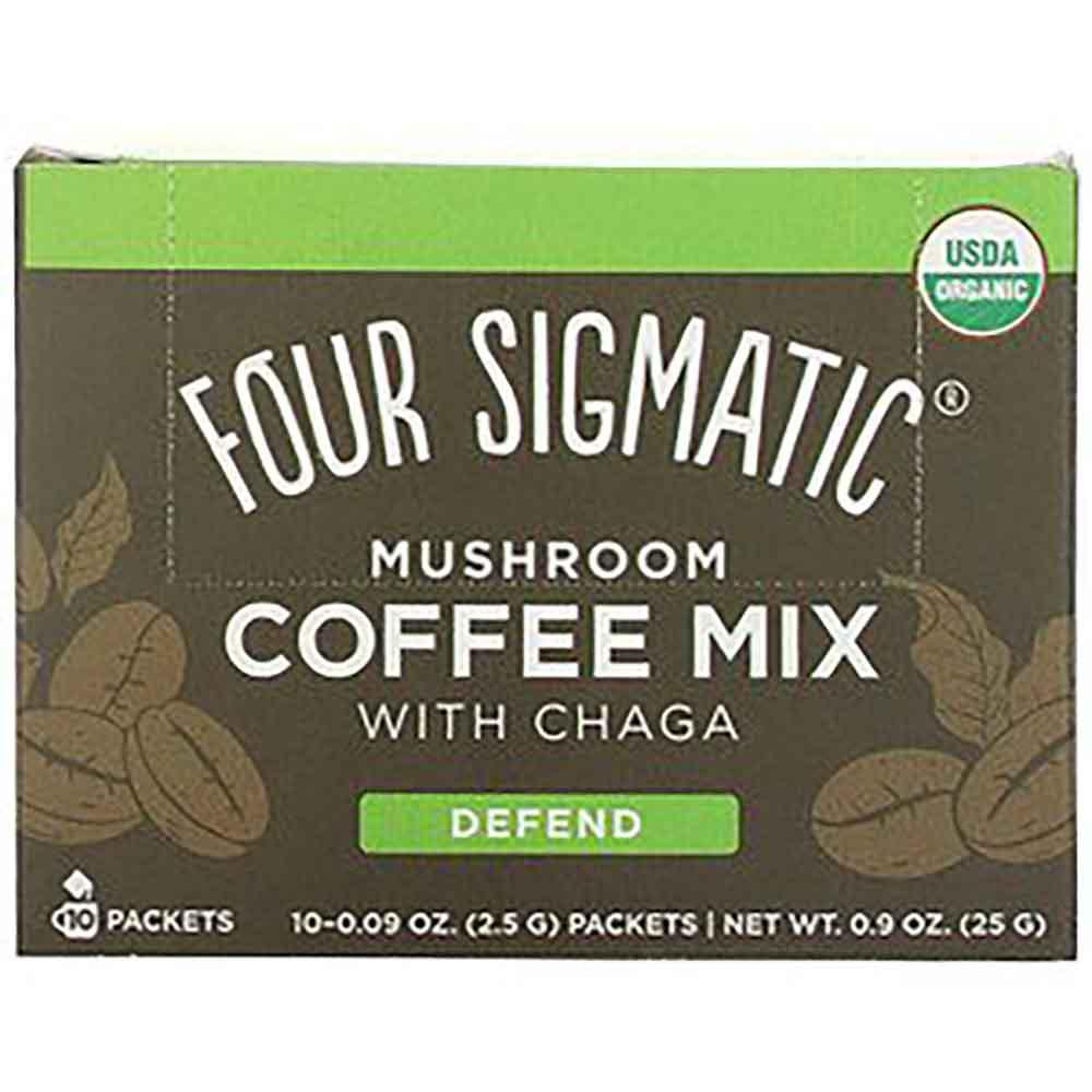 Four Sigmatic Mushroom Coffee Mix Chaga