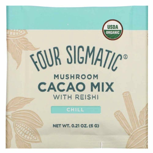 Four Sigmatic Mushroom Hot Cacao Mix Reishi (1 Sachet)