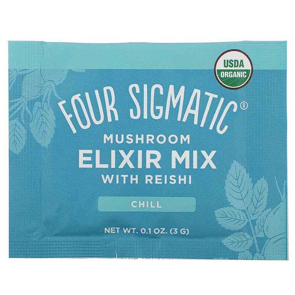 Four Sigmatic Mushroom Elixir Mix Reishi (1 Sachet)