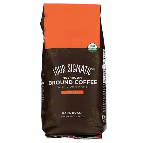 Four Sigmatic Mushroom Coffee Mix Lion's Mane (340g)