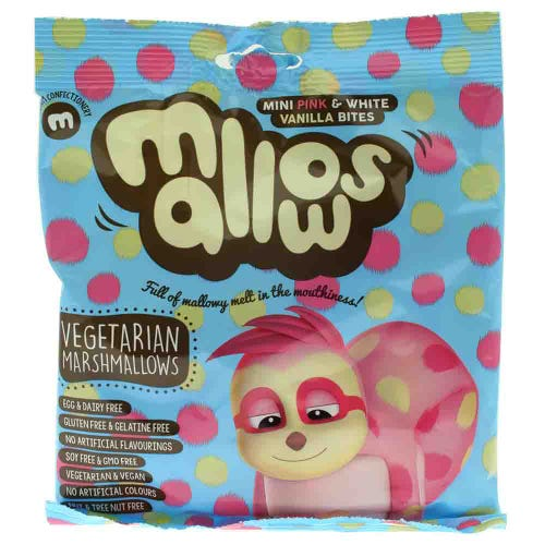 Freedom Pink & White Mini Mallows (75g)
