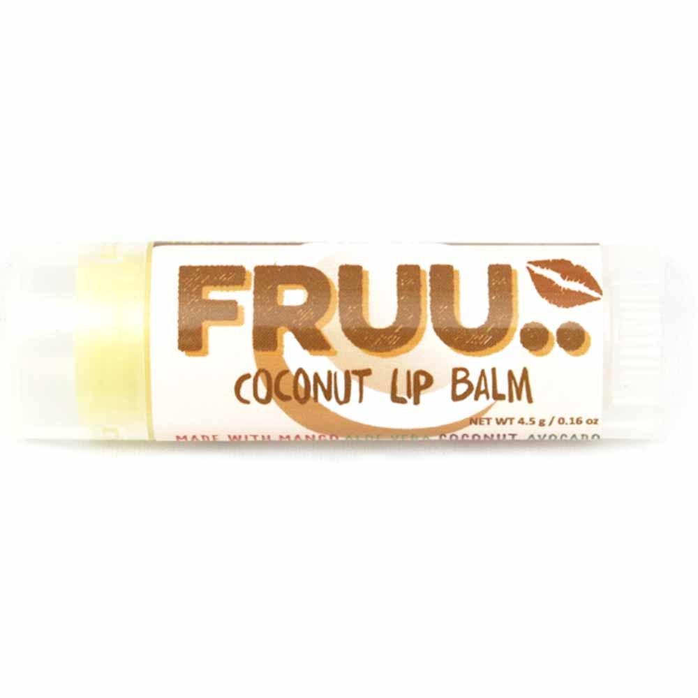 Fruu.. Coconut Lip Balm 4.5g