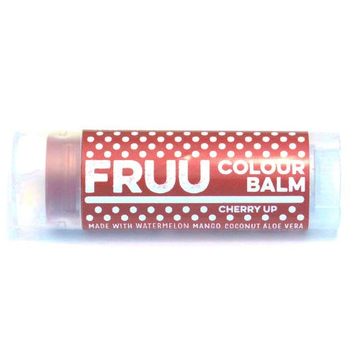 Fruu.. Cherry Up Colour Tinted Lip Balm 4.5g