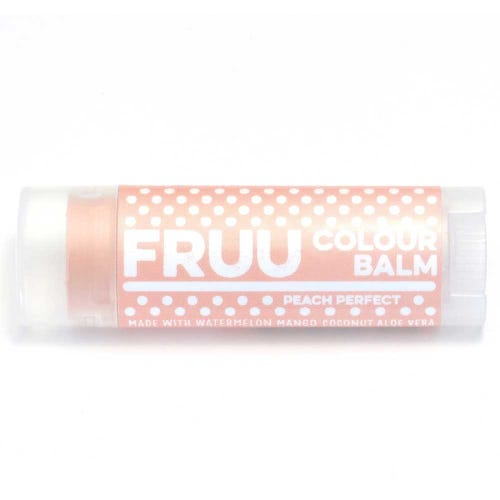 Fruu.. Peach Perfect Colour Tinted Lip Balm 4.5g