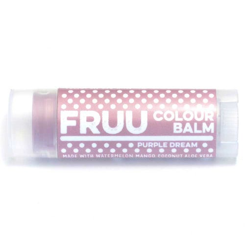 Fruu.. Purple Dream Colour Tinted Lip Balm 4.5g