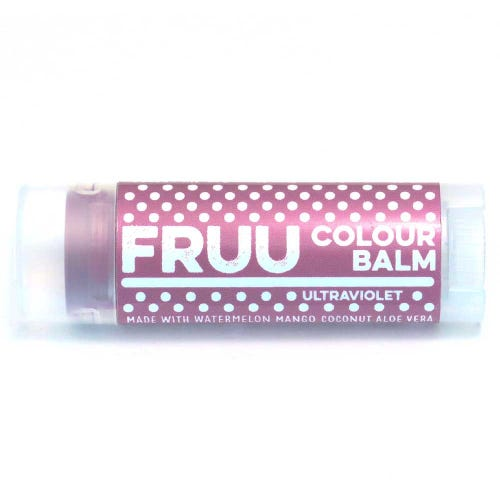 Fruu.. Ultraviolet Colour Tinted Lip Balm 4.5g