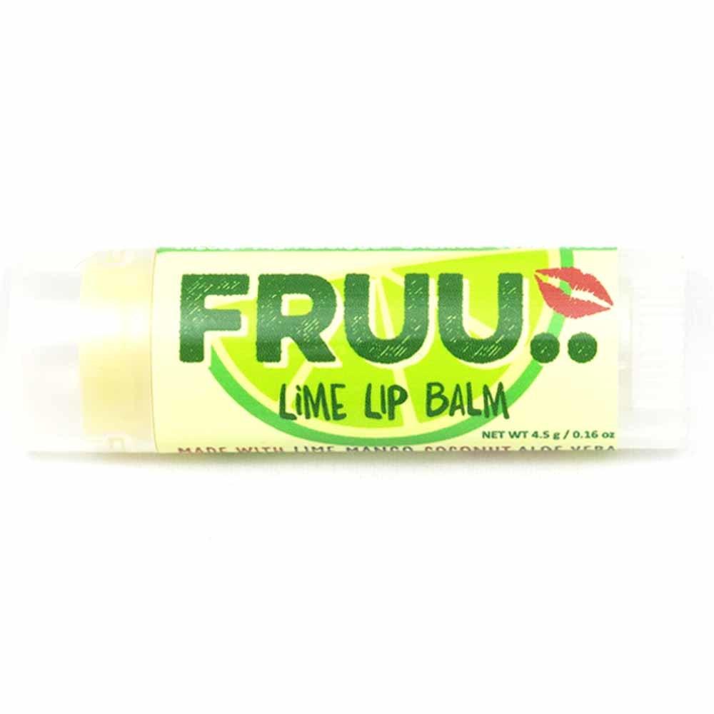 Fruu.. Lime Lip Balm 4.5g