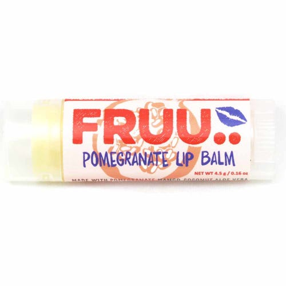 Fruu.. Pomegranate Lip Balm 4.5g