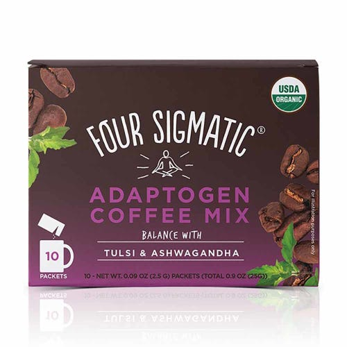 Four Sigmatic Adaptogen Coffee Mix (10 Sachets)