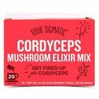 Four Sigmatic Mushroom Elixir Mix Cordyceps (20 Sachets)