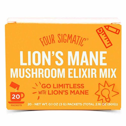 Four Sigmatic Mushroom Elixir Mix Lion's Mane (20 Sachets)