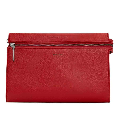 Matt & Nat Arta Clutch - Red