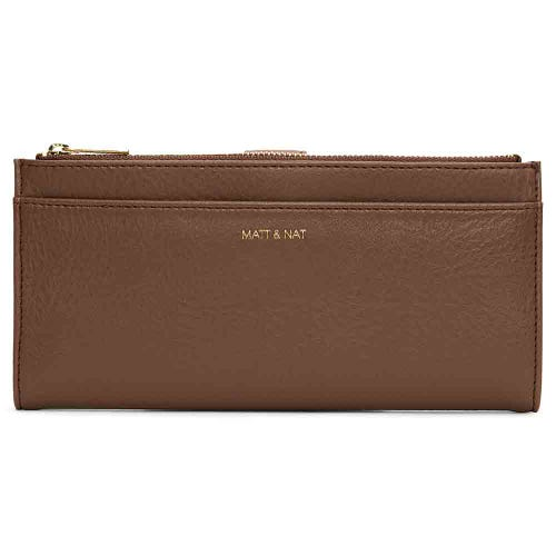 Matt & Nat Motiv Wallet - Brick